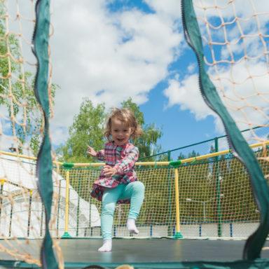 Спортивные площадки для детей в Баден-Баден