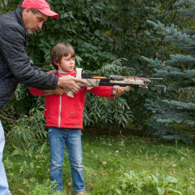 Стрельба из ружья для детей в Баден-Баден