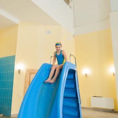 Безопасные бассейны для детей в Баден-Баден