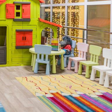 Детская игровая комната в Баден-Баден