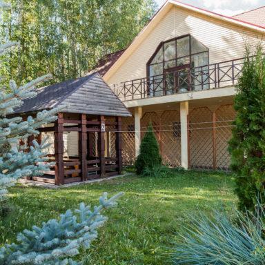 Аренда коттеджа в Челябинской области
