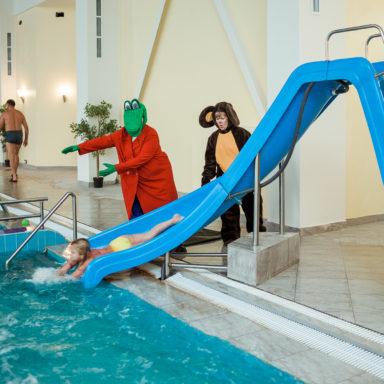 Бассейн для детей в Баден-Баден