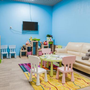 Современные игровые детские комнаты в Баден-Баден
