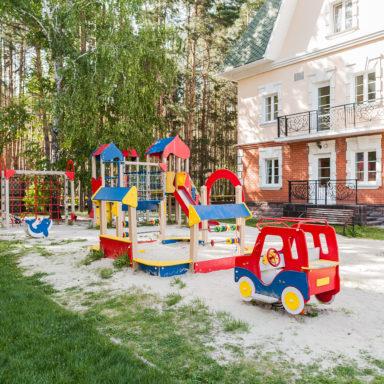 Детские площадки в Баден-Баден