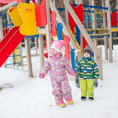 Игровые площадки для детей в Баден-Баден