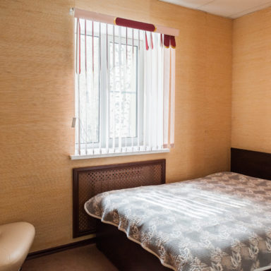 Спальня в коттедже Баден-Баден